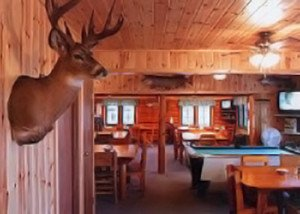 First-class accommodations at Andy Myers Lodge on beautiful Eagle Lake, Ontario!