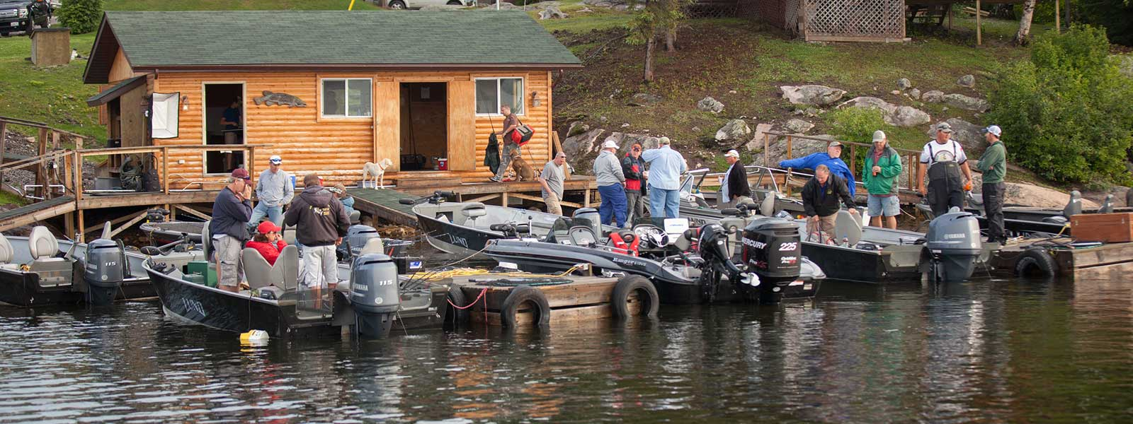 Fishing hunting news pro tips andy myers lodge for Eagle lake ontario fishing report