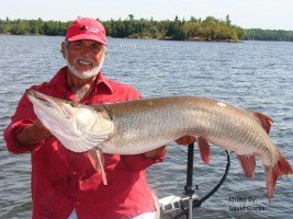 Andy Myers Trophy Musky Week Package Photo