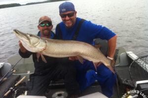 Andy Myers Muskie & Walleye Week Package Photo