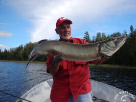 Andy Myers Trophy Muskie Week 1 Package Photo