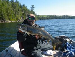 Andy Myers Walleye, Muskie & Bass Week Package Photo